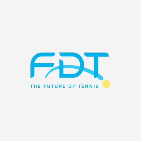 The Future Of Tennis logo