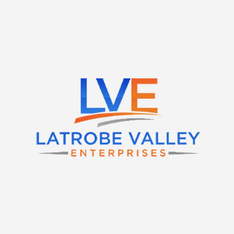 Latrobe Valley Enterprises logo